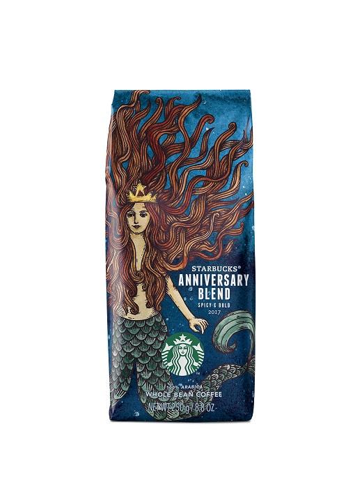 Starbucks Anniversary Blend