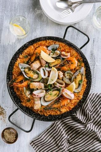 Cucina - Paella Mixta