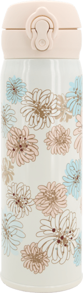 Starbucks X Paul & Joe Tumbler_floral