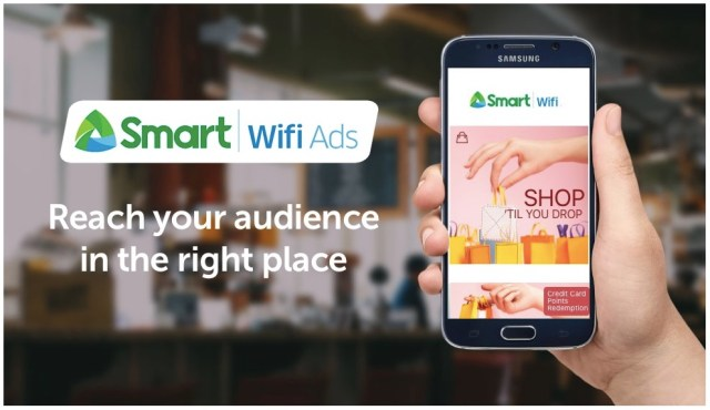 Smart Wifi Ads