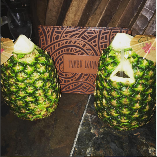 The Lapu Lapu, possibly the most sought after drink in all of Disney World. (photo credit: Ryan's Countdowns)