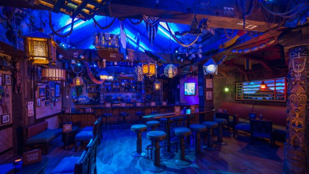 Trader Sam's unique Grotto is the most fun you will have on the Crawl. (photo credit: disneyworld.disney.go.com)