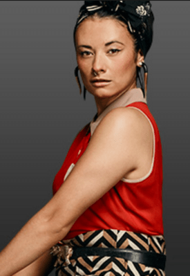 Valerie, Project Runway All Stars 5 (photo credit: lifetimetv.com)