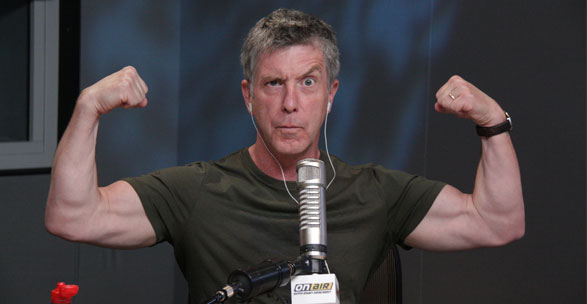 tom bergeron salary