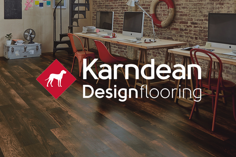Ryan's Flooring is proud to carry Karndean Commercial flooring products.