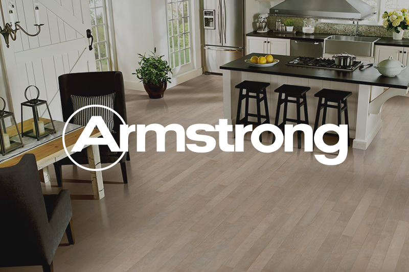 Ryan's Flooring is proud to carry Armstrong hardwood flooring products.