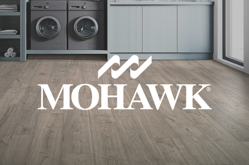 Ryan's Flooring is proud to carry Mohawk hardwood flooring products.