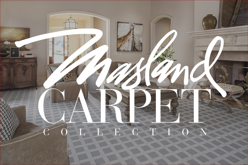 Ryan's Flooring Sales & Service is proud to offer Masland carpet products