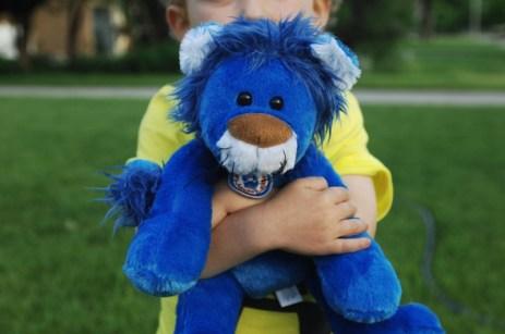 Ryan's Lion