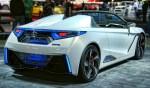 รถยนต์ไฟฟ้า ภาษาญี่ปุ่นพูดว่า 電気自動車