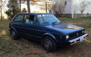 1979 VW Rabbit