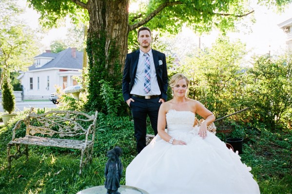 Franklin Red House Wedding