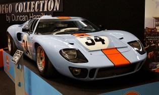 5 důvodů, proč je Ford GT40 i po 50 letech legendou