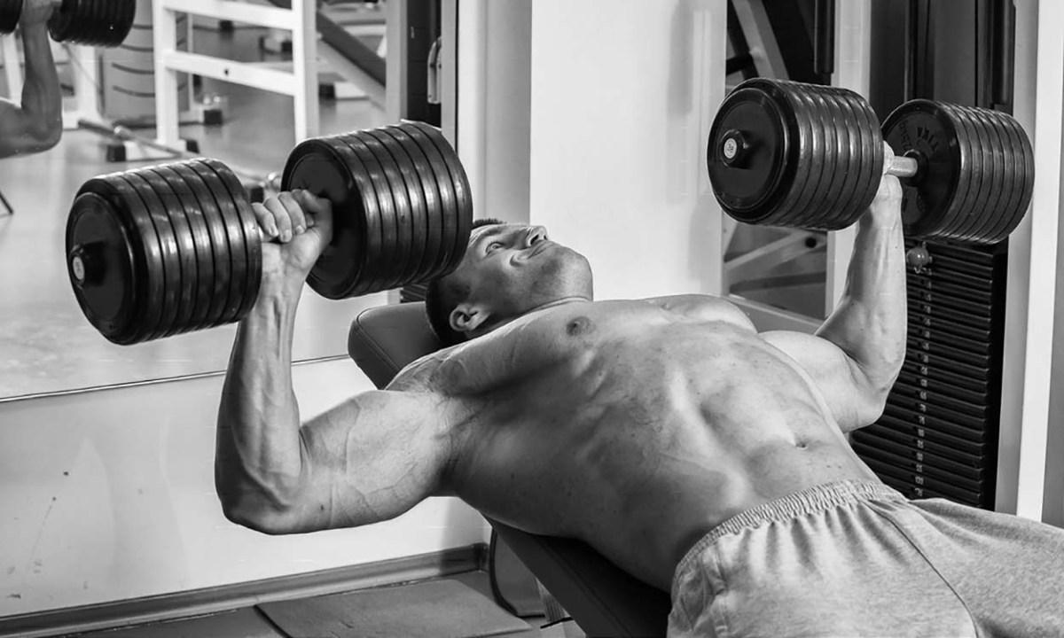 Trénink, po kterém naberete 10kg svalové hmoty