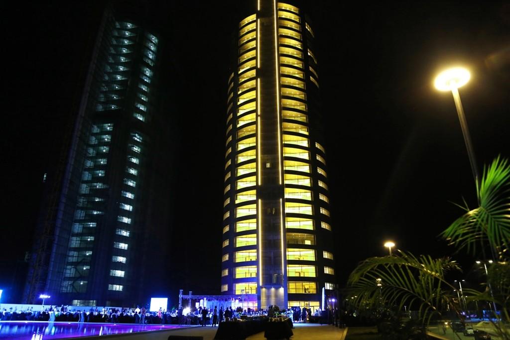 Eko Pearl Towers Eko Atlantic Rydal Mews Ltd