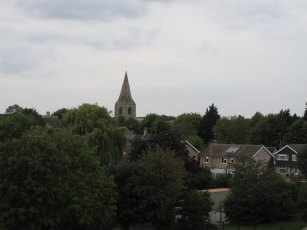 Ryhall from Above Copyright Owen Rushby 01