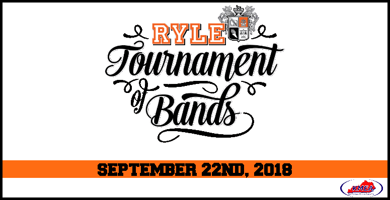 Ryle Tournament of Bands - September 23rd, 2017