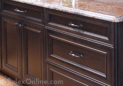 Kitchen Island Hudson Valley NY Middletown Rylex Custom Cabinetry