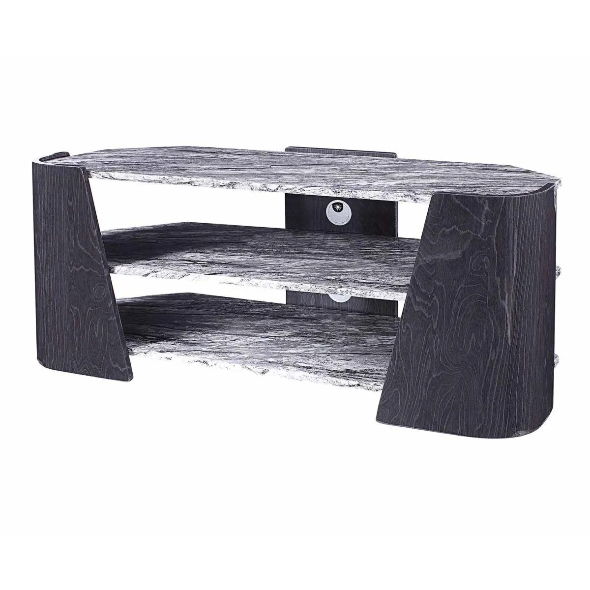 jual sorrento slate and marble tv stand