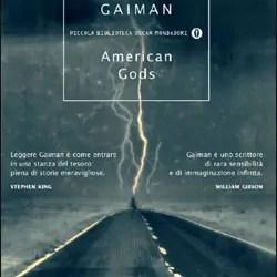 American Gods – Neil Gaiman: dii made in USA