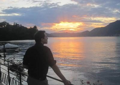 Il tramonto 3