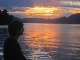Il tramonto 4