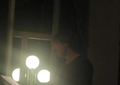 Anche l'illuminazione esterna favorisce l'atmosfera