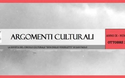 Pelicula recensito su Argomenti Culturali