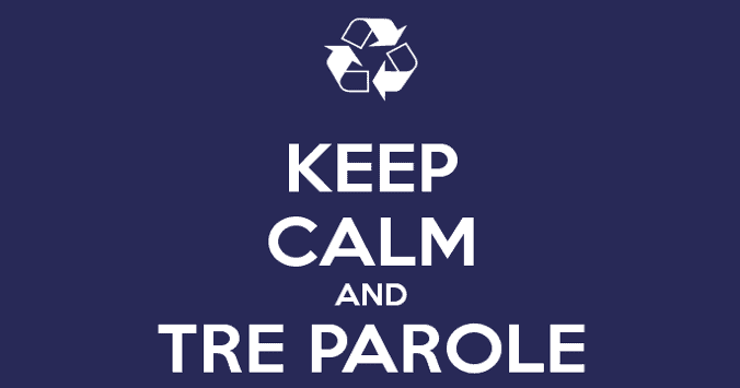 Keep calm and tre parole per il 2016