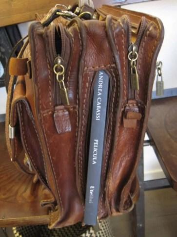 Nella mia borsa: fianco sinistro