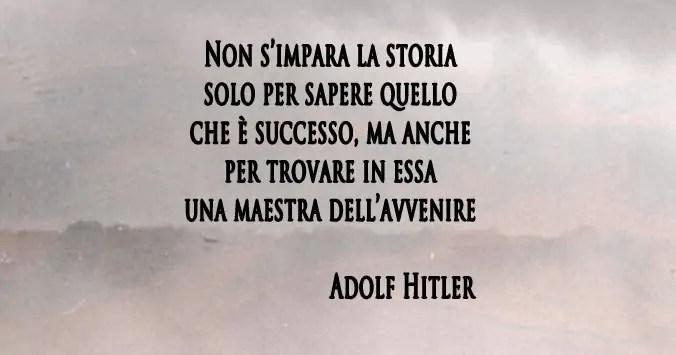 Adolf Hitler Mein Kampf: frasi e citazioni