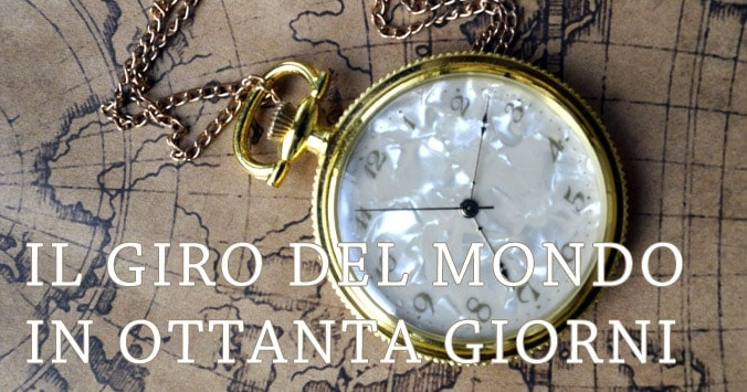 Il giro del mondo in ottanta giorni, di Jules Verne (citazioni)