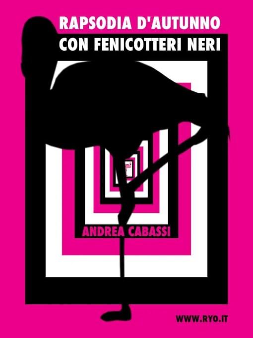 Rapsodia d'autunno con fenicotteri neri - Andrea Cabassi