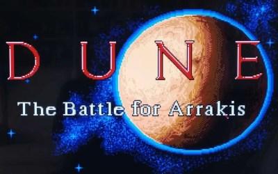 Racconti a 16 bit: Dune II: Battle for Arrakis