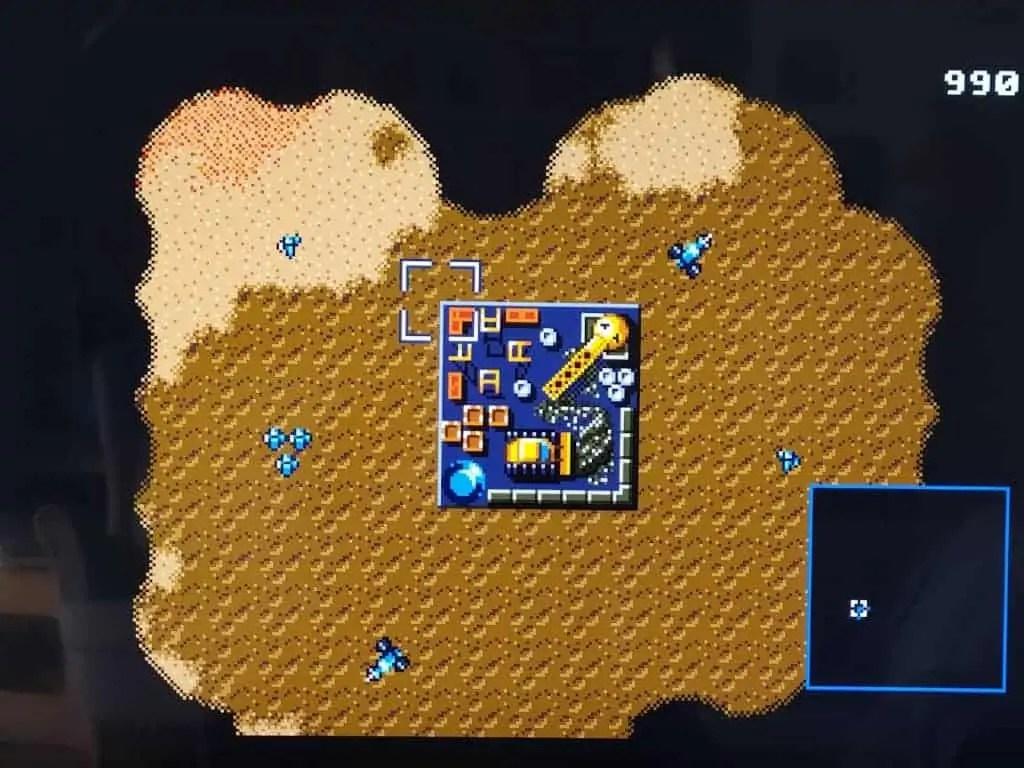 Dune II Gameplay