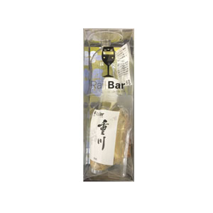 重川 甲州 2015×柿とチーズのビスキュイ