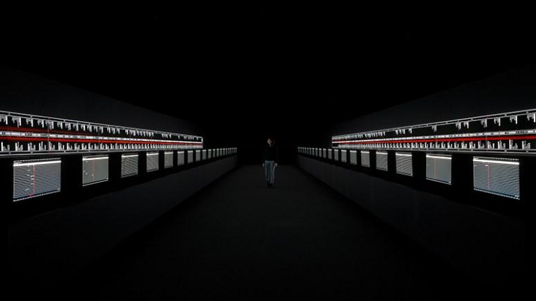 ryoji ikeda | supersymmetry