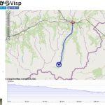 スイス ロードバイクとハイキングの一人旅2017 4日目の予定