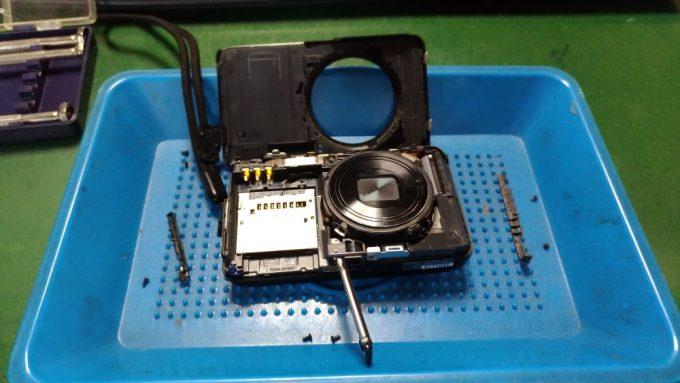 DSC-WX220分解