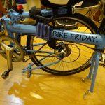 今度こそ、BikeFriday倒れない輪行完成その2