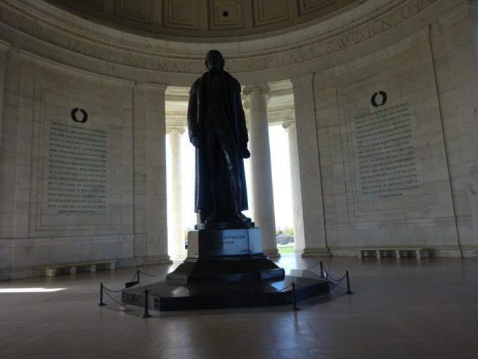 トマスジェファーソン