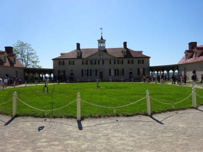 ワシントン邸