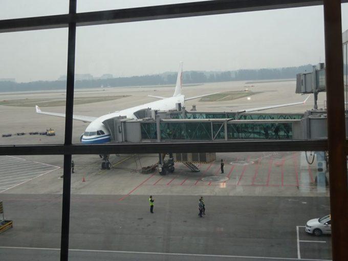 無事に北京到着