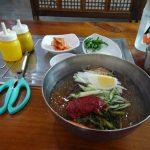 食事について:韓国縦断サイクリング道を走って見る旅2018夏