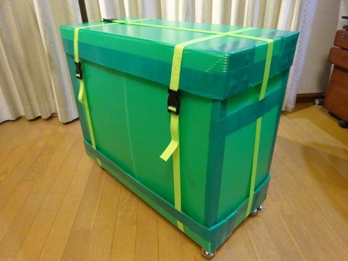 BikeFriday輪行箱開発