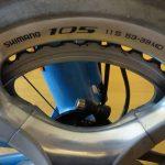BikeFriday山岳サイクリング対応に向けてフロントギアの交換その1