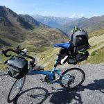 自転車旅行で使っている自転車の紹介