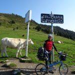 ピレネー山脈5つの峠を越える旅6日目