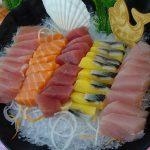 墾丁から約10kmの距離にある後壁湖魚港のレストランはお刺身が美味しく、私のお気に入りです。
