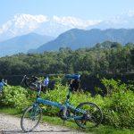 ヒマラヤ山脈を見て生と死を感じるネパールBikeFrydaの旅2019の予算